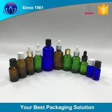 5ml 10ml 15ml 20ml 30ml 50ml 100ml Glass Essential Oil Bottle with Childproof Cap