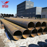 SSAW Fluid Pipe Tube with Spirally Welded for Water, Penstock Hydro Power, Oil, Gas
