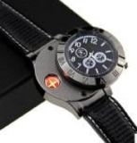 Fashion Style Watch Lighter USB Electronic Rechargeable for Cigarette