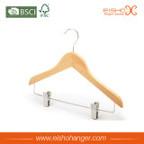 Children′s Suit Hanger with Metal Clips (MP621)