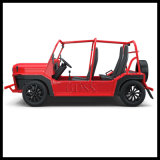 Gasoline Sightseeing Buggy Car Aluminum Frames Special Vehicle