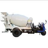 2 Cbm Cheap Mini Concrete Mixer Truck with 3 Wheels