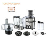 700W Stainless Steel Powerful Juicer Blender Vegetable Chopper Food Processor