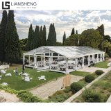 Heavy Duty Outdoor Big Tent A Shape Marquee Party Wedding Family Tent for Sale