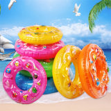 Eco-Friendly PVC Bubble Swim Ring