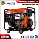 5kw 5000W 5kVA Open Type Diesel Generator with Ce Soncap CIQ (AD3800DCE-A)