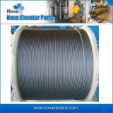 Cheap Galvanized 6*7+FC Elevator Steel Wire Rope