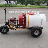 Agricultural Sprayer Power Three Wheel Gasoline Garden Sprayer for Grass Lawn Fruit Tree