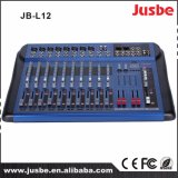 Jb-L12 Sound System Mixer CDJ with USB Input Mic-Line