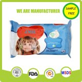 Competitive Price White Spunlace Nonwoven Fabric Softly Baby Wet Wipes