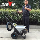 Bison (China) BS-2500L 25020psi 177f Steel Body Portable Gasoline Electric Pressure Washer Power Washer Pressure Washer
