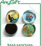 Crystal Glass Fridge Magnet