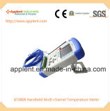 Online Data Logger with Multi Channel Temperature (AT4808)