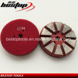 50# Hard Bond Metal Bond Grinding Tools for New Concrete