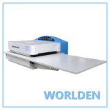 Wd-450CS Fusing Machine for Bonding of Facing Clothes Industry.