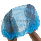 Disposable PP Non-Woven Fabric Clip Cap/Medical Surgical Fluffy Cap/Cap/Nurse Cap