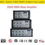 4.1 Professional Audio Transformer Power Mixer Amplifier