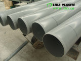 UPVC Water Drainage Irrigation Chemical Ventilation Pipe PVC Pipe Wirh Large Diameter