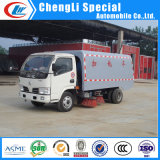 Dongfeng 4X2 Small Capacity Road Sweeper/Cleaning Truck