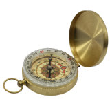 Wholesale Polished Copper Antique Gift Pocket Magnetic Compass