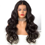 Wholesale Price Brazilian Extension HD 360 Swiss Full Lace Front Wig Human Hair Wig