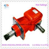 30HP 90 Degree Lawn Mower Gearbox