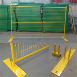 High Quality Temporary Metal Fence/Removable Construction Site Fencing/Construction Barrier Panel