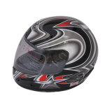 Motorcycle Parts ABS Material Full Face Helmet