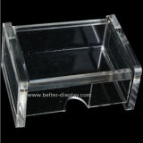 Clear Acrylic Business Card Holder (BTR-H5001)