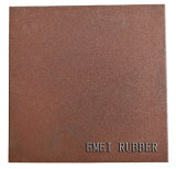 Bullet Buffer Rubber Tiles Mats for Shooting Range