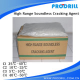 MSDS Crackmax Expansive Mortar/Cracking Agent for Granite Quarrying