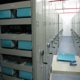 High Density Mechanical Intelligent Filing Mobile Shelving /Shelf