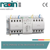Single Phase Automatic Changeover Switch Single Circuit Transfer Switch