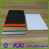PVDF 3mm Black Good Quality Aluminium Composite Panel Prices Building Materials