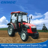 Best Price Agricultural Tractor Medium Power 50HP 4WD Farming Tractors