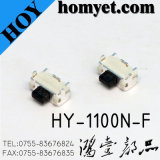 High Quality Tact Switch/Micro Switch with 2*4mm for Cellphone /MID Volome Buttons/SMD Type China Manufactory