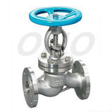 GB Cast Steel Globe Valve CF8 or CF8m