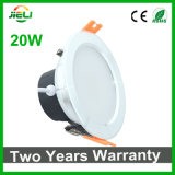 Two Years Warranty 20W SMD5730 Recessed LED Downlight