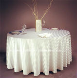 Ls1406 100% Polyester Printed Tablecloth