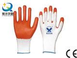 13gauge Polyester Nitrile Coated Safety Work Gloves (N7001)