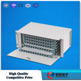 Wallmount Type 8 Port Fiber Optical Patch Panel ODF Distribution