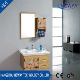 New Wall Mounted Steel Bathroom Furniture Cabinet