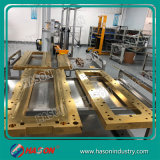 Tight Tolerance Precision Custom Plastic Metal Steel Turning CNC Machining Part, Plate Sheets with Tin/Ticn Coated