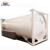 20 Cubic Meters Horizontal Liquid Oxygen Storage Tank Price Liquid Argon Nitrogen LNG Tank Container