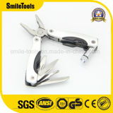 Portable Outdoor Camping Multi-Purpose Pliers with LED