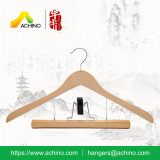 Natural Wooden Multi Hangers with Swivel Hook (WCH200)