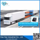 Bus Security System Front Collision Lane Departure Collision Warning System Aws650