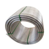 AISI Soft Bright Annealed 304 Steel Pipe Stainless Steel Coil Tube with Available Price