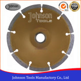 105-180mm Sintered Concave Diamond Granite Cutting Blade for Dry Cutting
