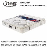 Natural Latex Spring Mattress with Tencel Fabric Cover (FB821)
